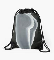 Peaches & Cream Drawstring Bag