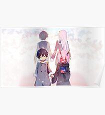 zero, two, Hiro Poster