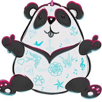 Uni-Panda by CJOrazi