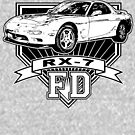 RX-7 FD by CoolCarVideos
