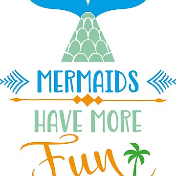 Mermaid by fun-tee-shirts