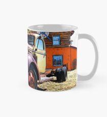 Vintage Heavy Duty Truck 1930's Mug