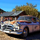 Vintage Packard Caribbean 1953 - Automobile by RetroArtFactory