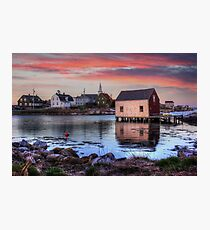 Prospect, Nova Scotia Photographic Print