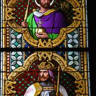 Constantine and Barbarossa by Rowan  Lewgalon