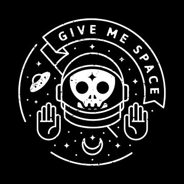 Give Me Space by rfad