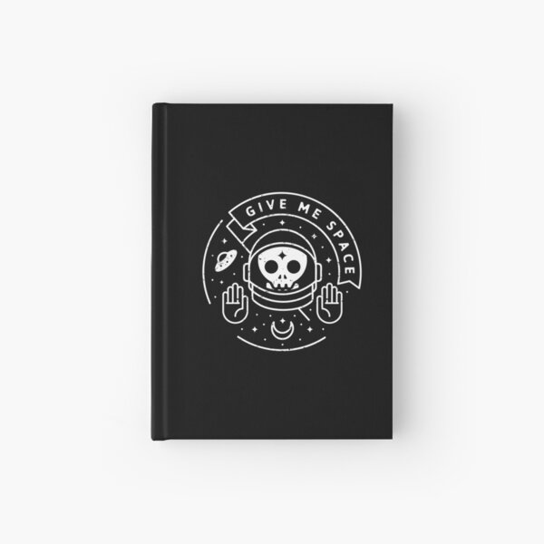 Give Me Space Hardcover Journal