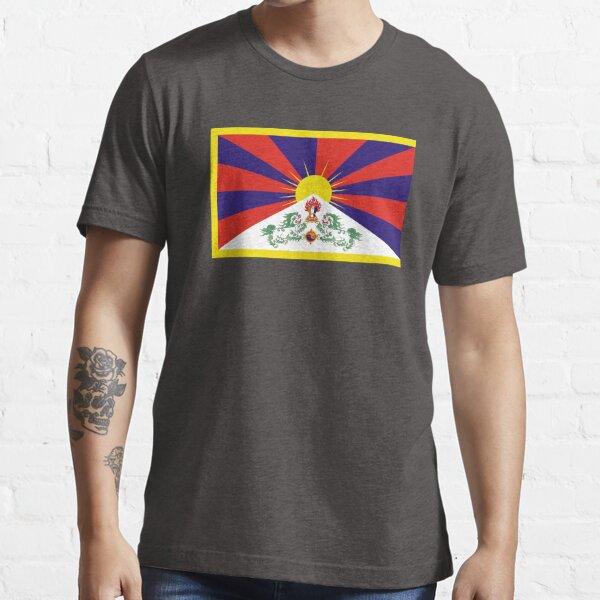 Tibet Flag- Show your love for Tibet! Essential T-Shirt