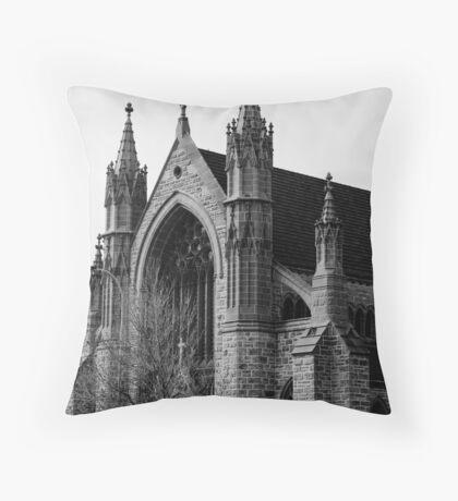 St Patricks Basilica Throw Pillow