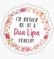 Dua Konzert Sticker