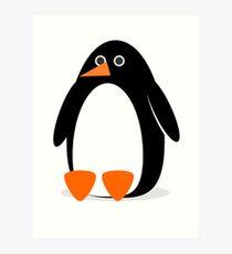 Penguin 1. Art Print