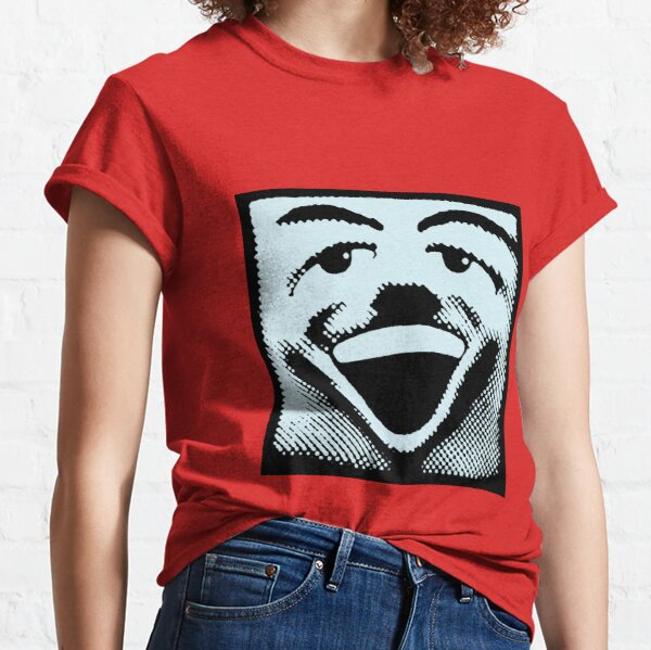 Troublesome Truck Face Classic T-Shirt