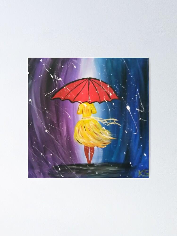 Alternate view of Rainy Days Poster
