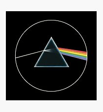 Pink Floyd, Dark Side of the Moon. Photographic Print