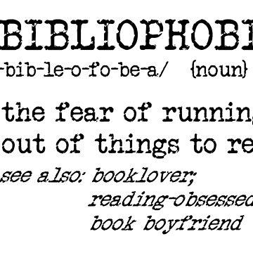 Abibliophobia Definition by Pembertea