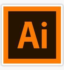 Adobe Illustrator Sticker