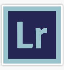 Adobe Lightroom Sticker