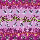 Pink Extravaganza  by jennyjeffries