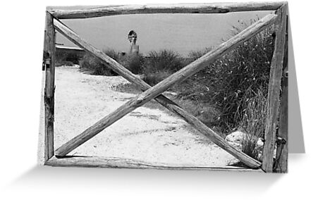Gate + WindMill by rorycobbe