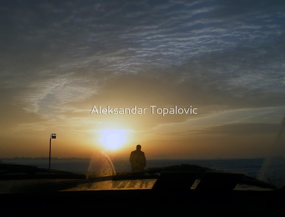 taxi by Aleksandar Topalovic