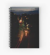 Berlin at Night Spiral Notebook