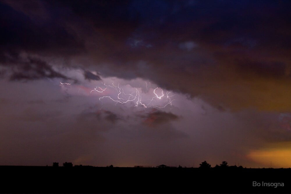 Lightning Storm 07.28.09 by Bo Insogna