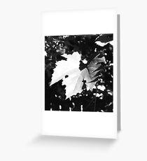 Grape Leaf Greeting Card