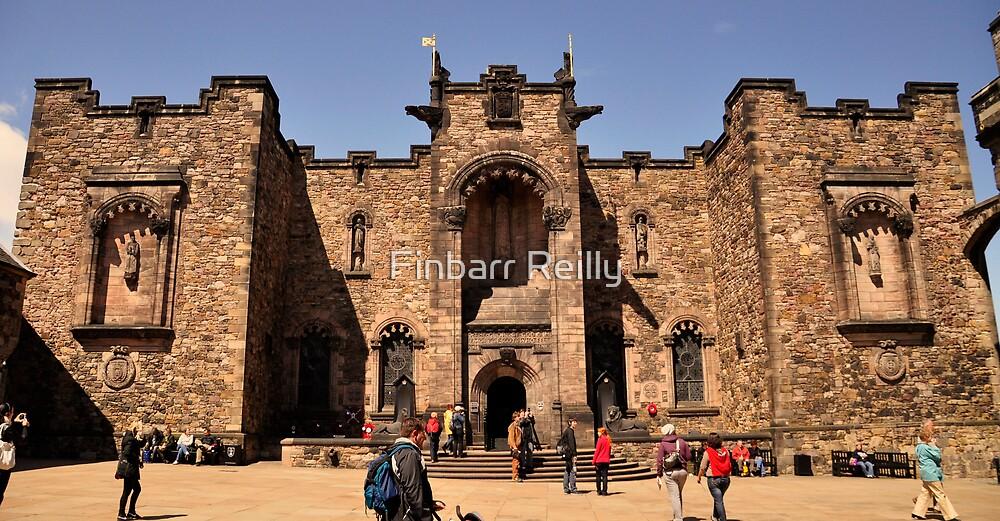 The Scottish National War Memorial. by Finbarr Reilly