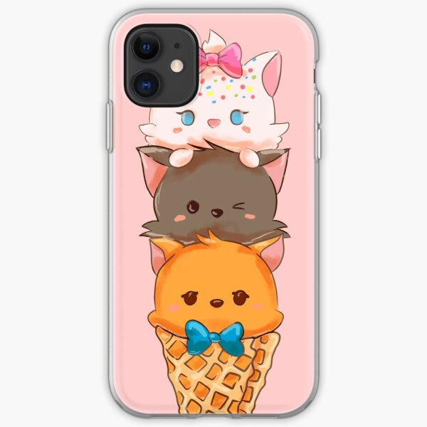 Aristocats! iPhone Soft Case