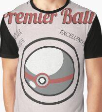 Retro Premier Ball Graphic T-Shirt