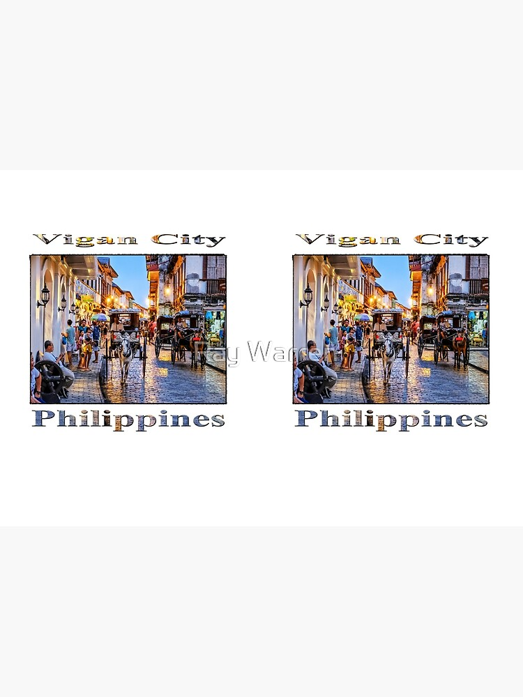 Rush Hour in Vigan City by RayW