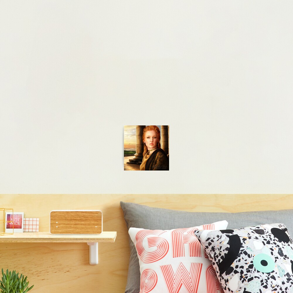 Helen of Troy Photographic Print