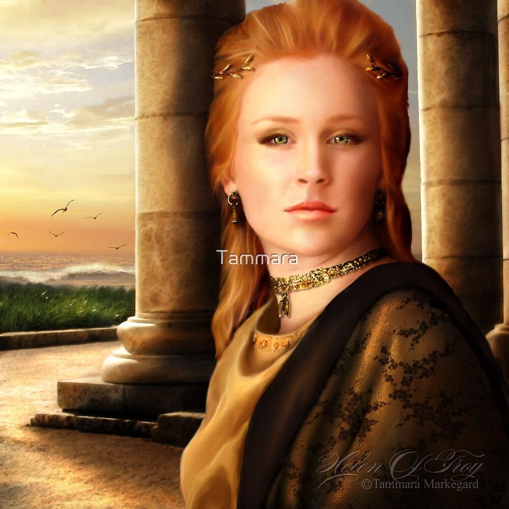 Helen of Troy by Tammara