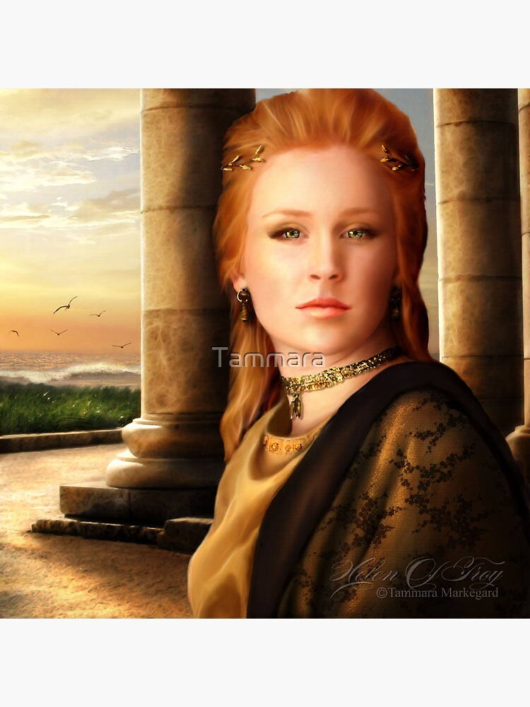 Helen of Troy by Tammara
