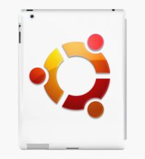 Ubuntu Logo iPad Case/Skin