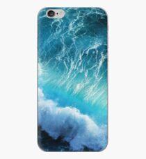 Vinilo o funda para iPhone Las olas del mar