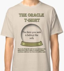 The Item You Seek; The Oracle T-shirt Classic T-Shirt