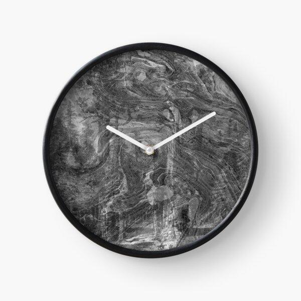 The Atlas of Dreams - Plate 30 (b&w) Clock