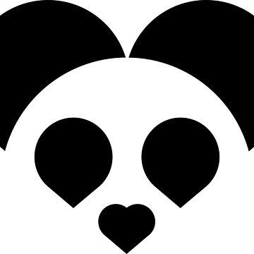 Panda Love by gregd