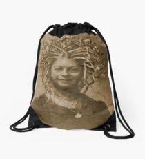 Lady Geraldine Harper Drawstring Bag