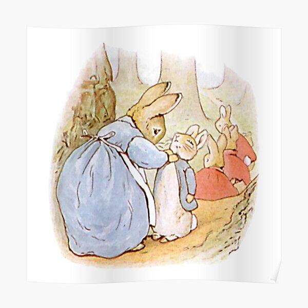 Peter Rabbit se prépare Poster