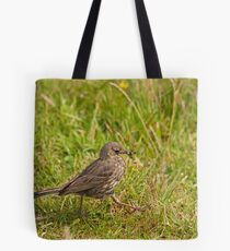 Meadow Pipit Stroll Tote Bag