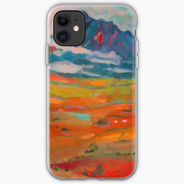 Mt Barney  iPhone Soft Case