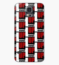 Lv UP/ White Case/Skin for Samsung Galaxy