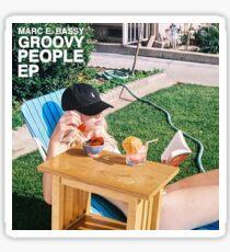 groovy people Sticker