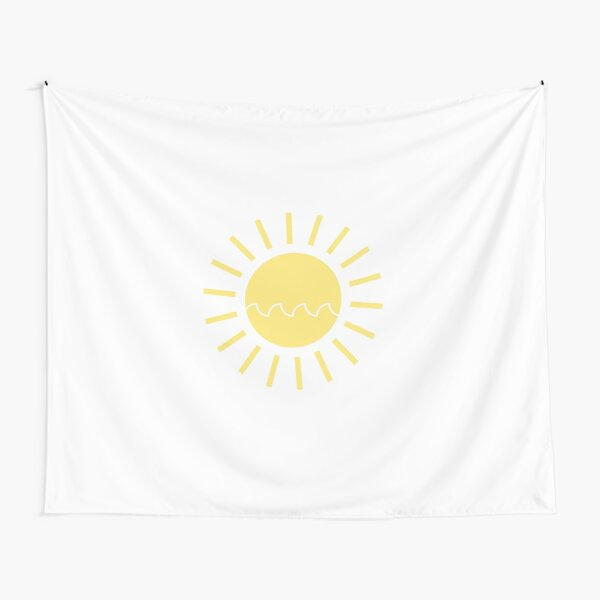 Sun with a Wave Tapestry