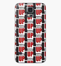 lvl up/ black Case/Skin for Samsung Galaxy