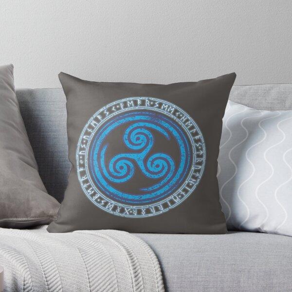 Hellblade  -  Lorestone Throw Pillow