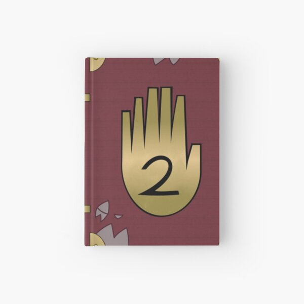 Gravity Falls Book 2 Hardcover Journal