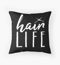 Hair stylist Special Throw Pillow